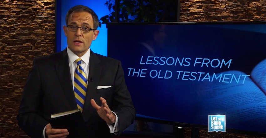 Lessons From The Old Testament (The Text)