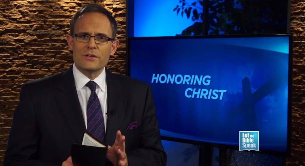 Honoring Christ (The Text)