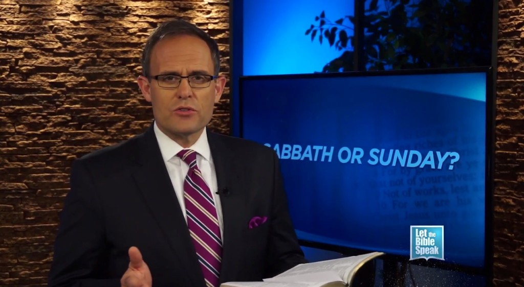 Sabbath or Sunday? Part 1