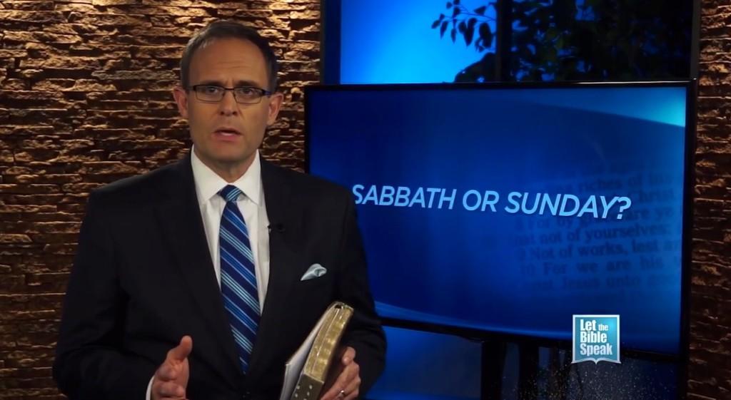 Sabbath or Sunday? (The Text)
