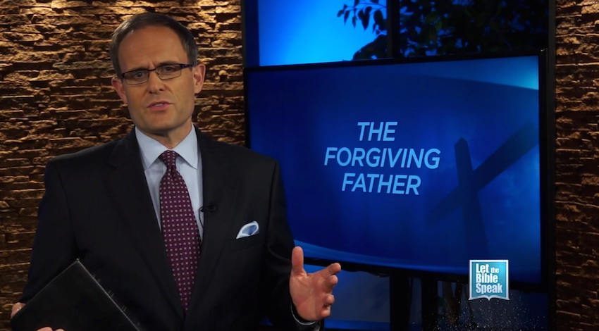 The Forgiving Father (The Text)