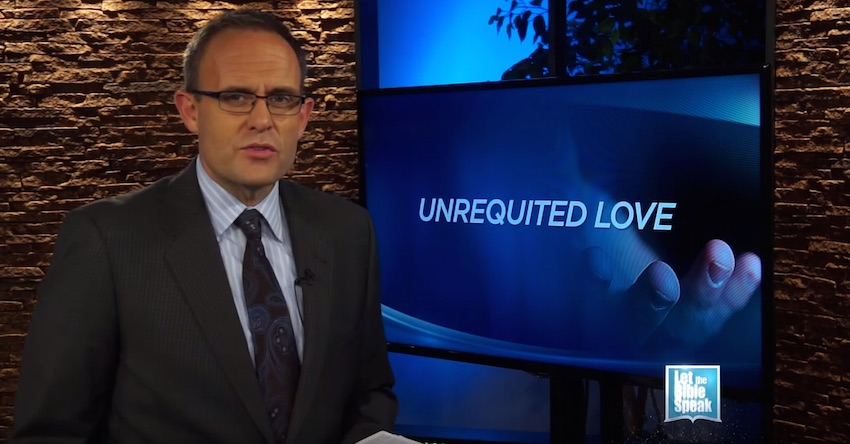 Unrequited Love (The Text)