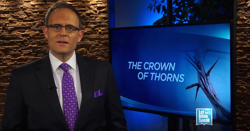 The Crown Of Thorns (The Text)
