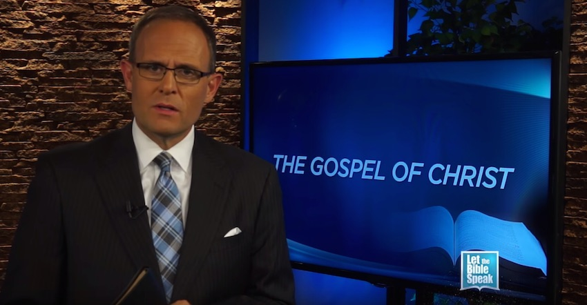 The Gospel Of Christ (The Text)