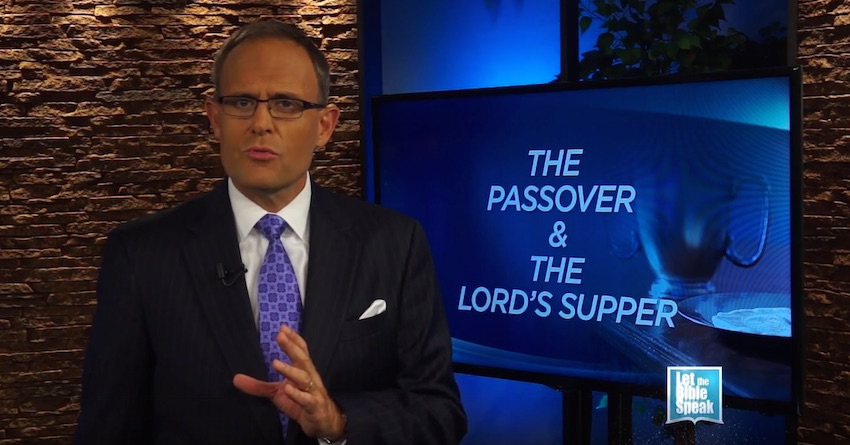 The Passover And The Lord's Supper – Part 1