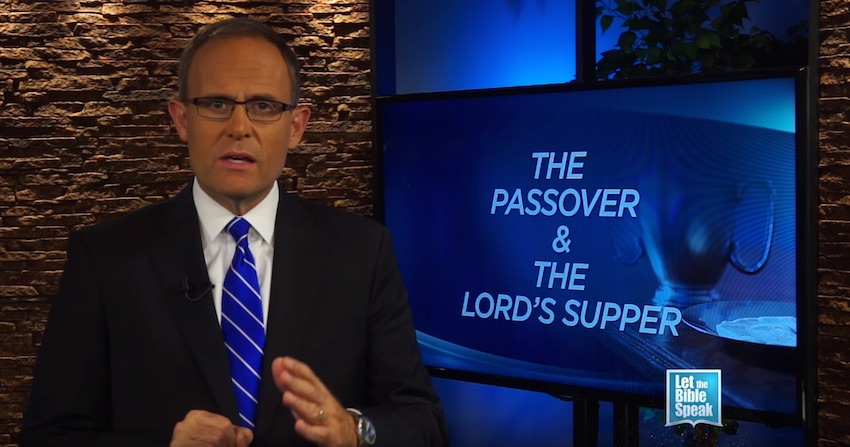 The Passover And The Lord's Supper – Part 2