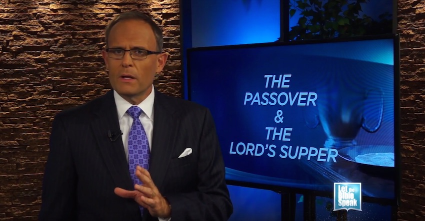 The Passover And The Lord's Supper – Part 1 (The Text)