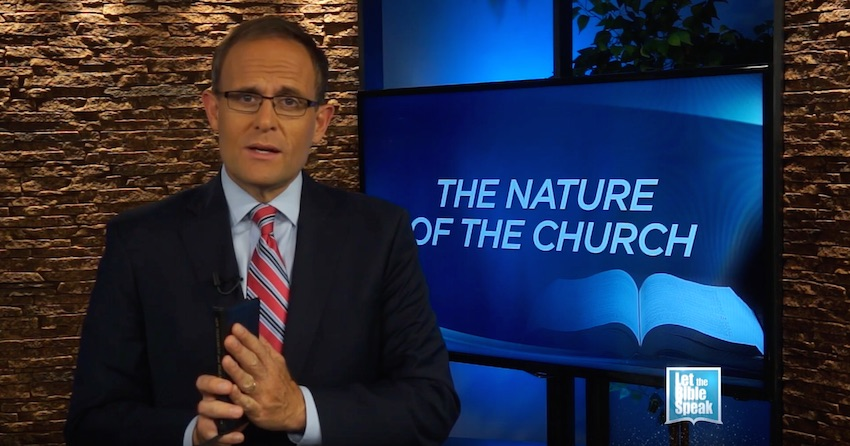 The Nature Of The Church (The Text)