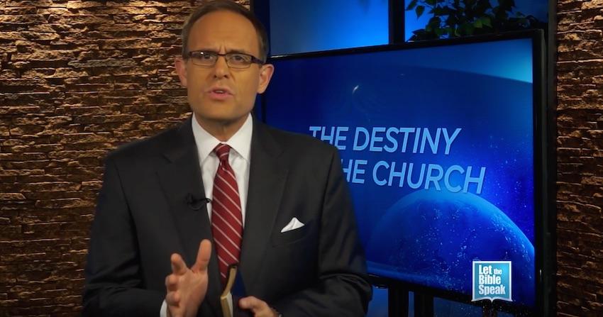The Destiny Of The Church