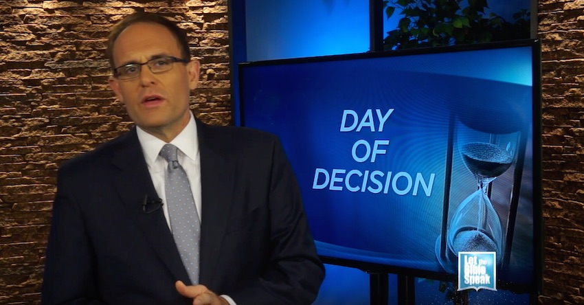 Day Of Decision (The Text)
