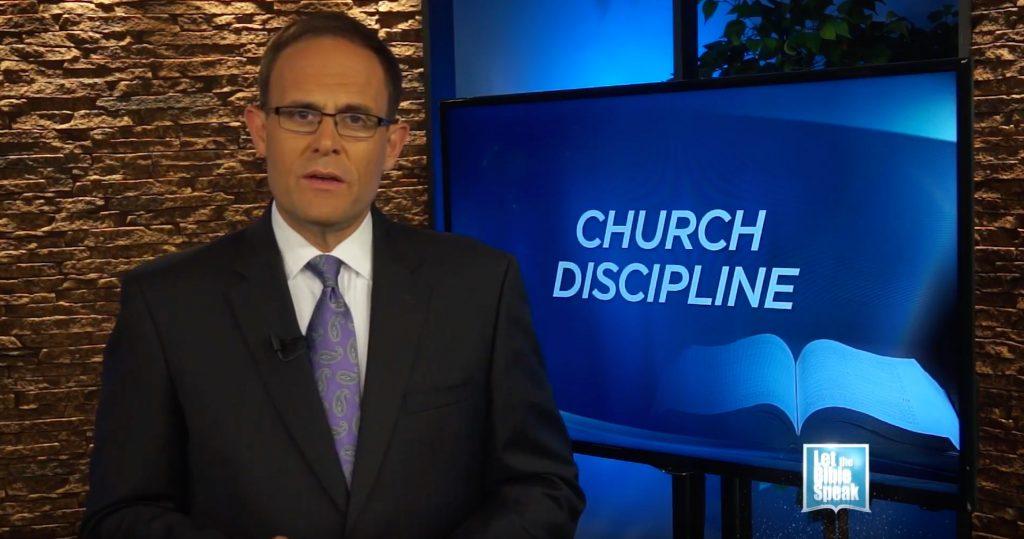 Church Discipline – Part 1 (The Text)