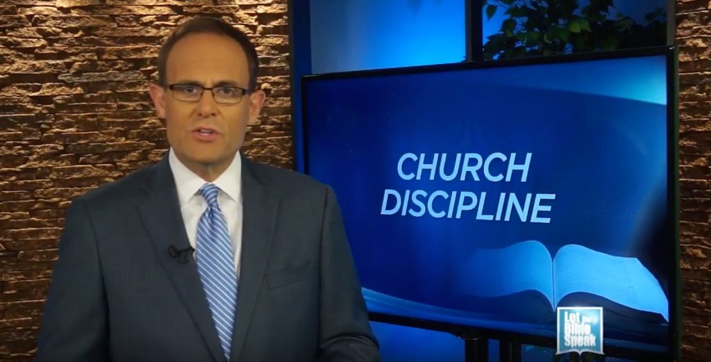 Church Discipline – Part 2 (The Text)