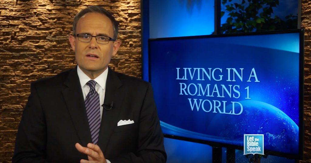 Living In A Romans 1 World