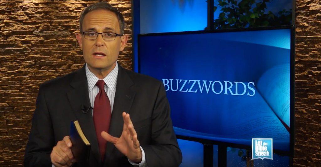 Buzzwords – Part 1 (The Text)