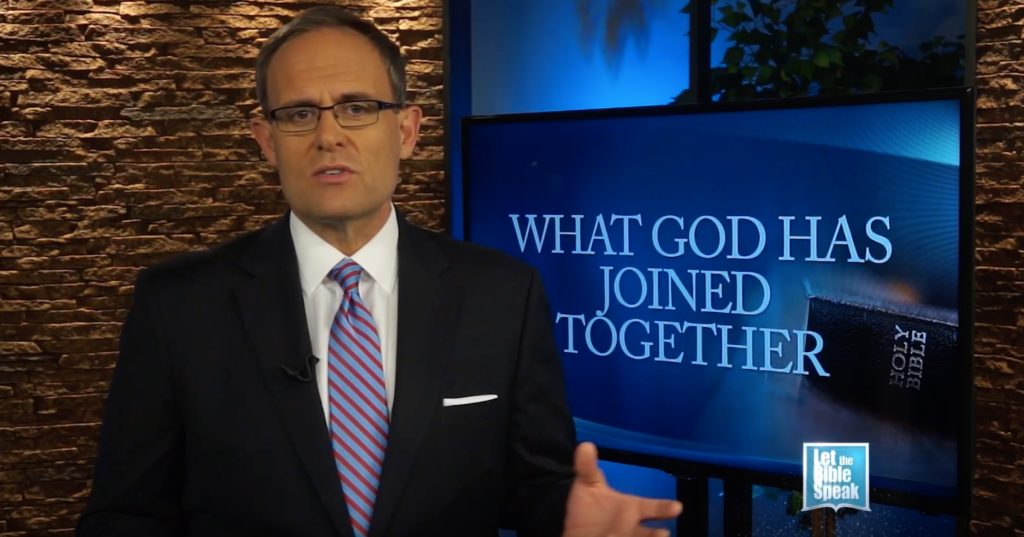 What God Has Joined Together – Part 1 (The Text)
