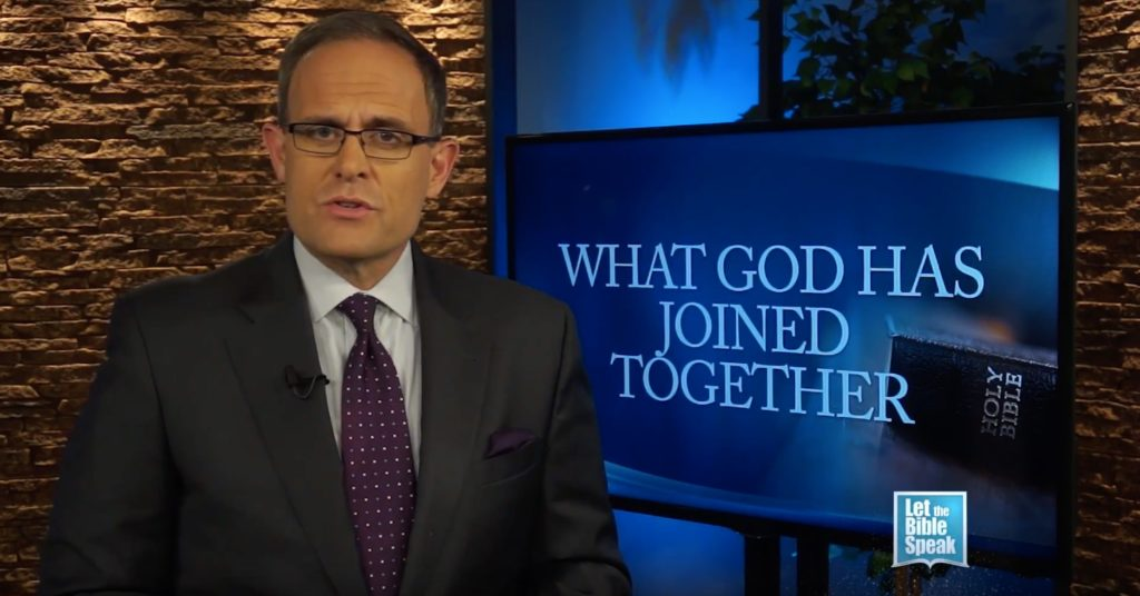What God Has Joined Together – Part 2