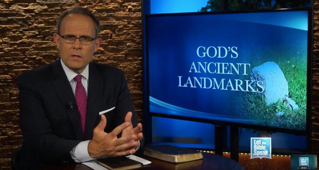 God's Ancient Landmarks Part 2 - LET THE BIBLE SPEAK TV with Kevin Presley