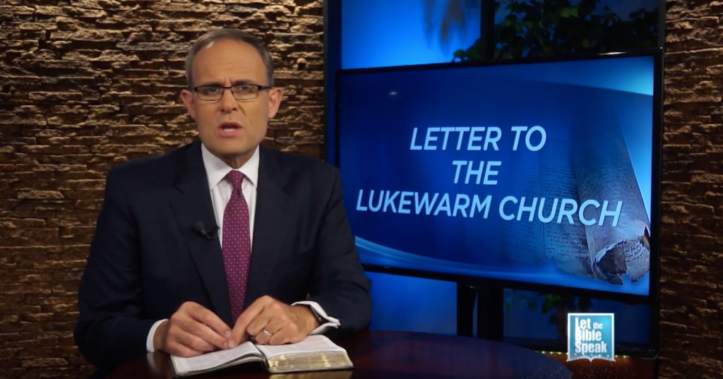 Letter To The Lukewarm Church