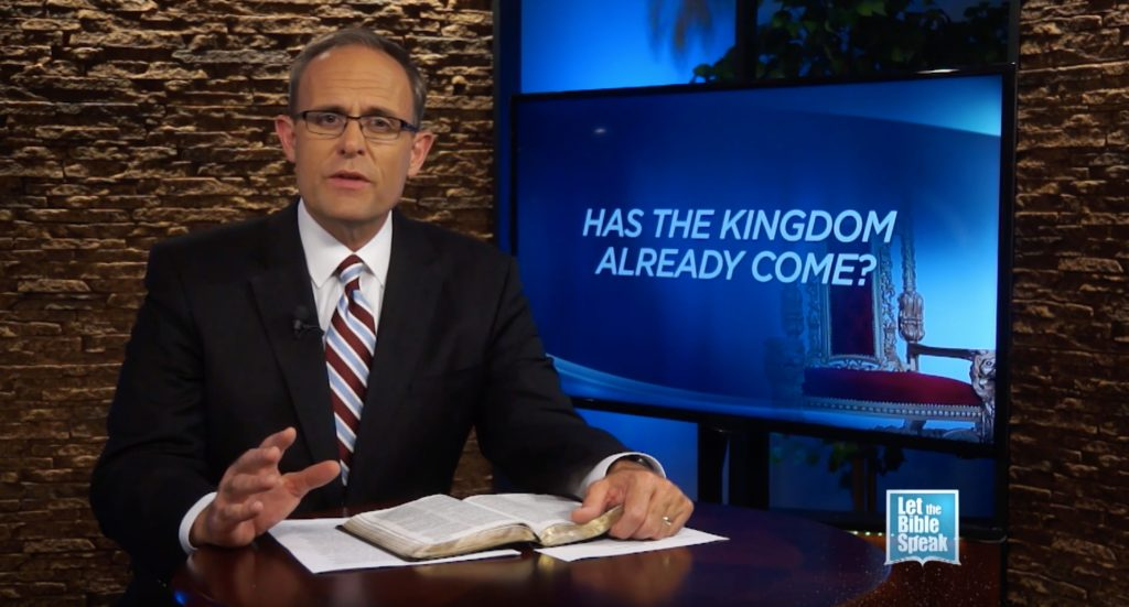 Has The Kingdom Of Christ Already Come?
