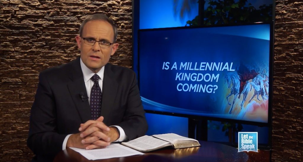 Is A Millennial Kingdom Coming?