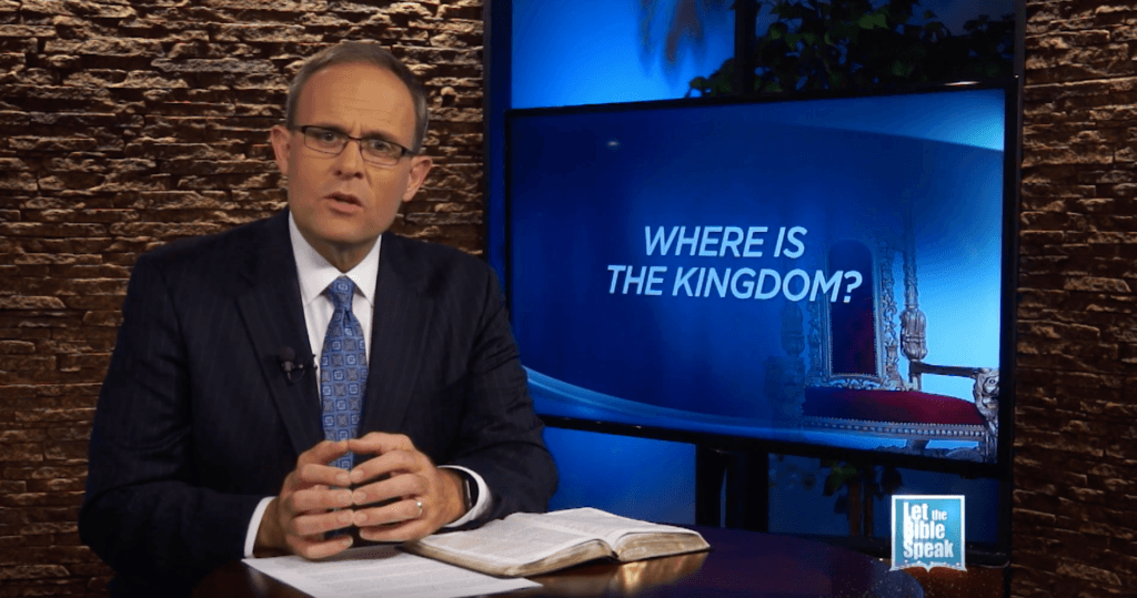 Where Is The Kingdom?