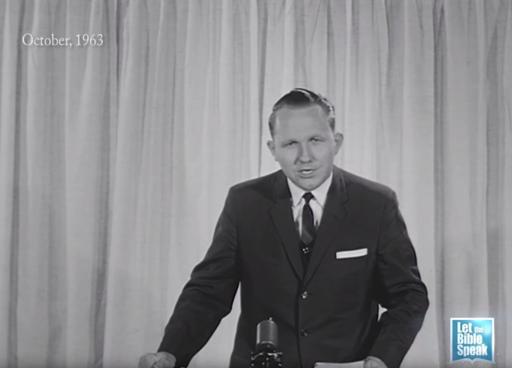 First-Ever LTBS Broadcast with Ronny Wade – Aired October 20, 1963