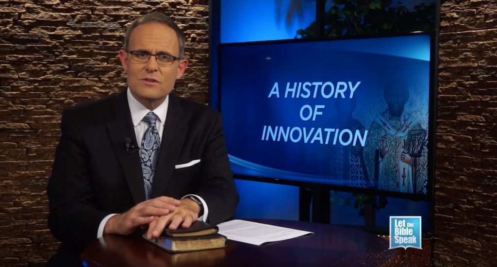 Innovations and the Divine Pattern Part 1: A History Of Innovation