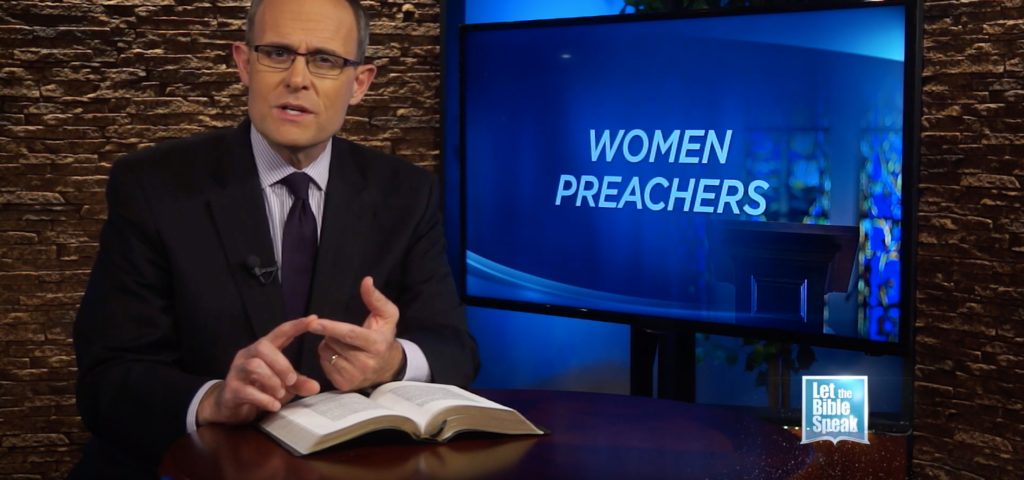 Innovations and the Divine Pattern Part 7: Women Preachers