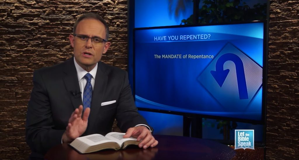 Have You Repented?