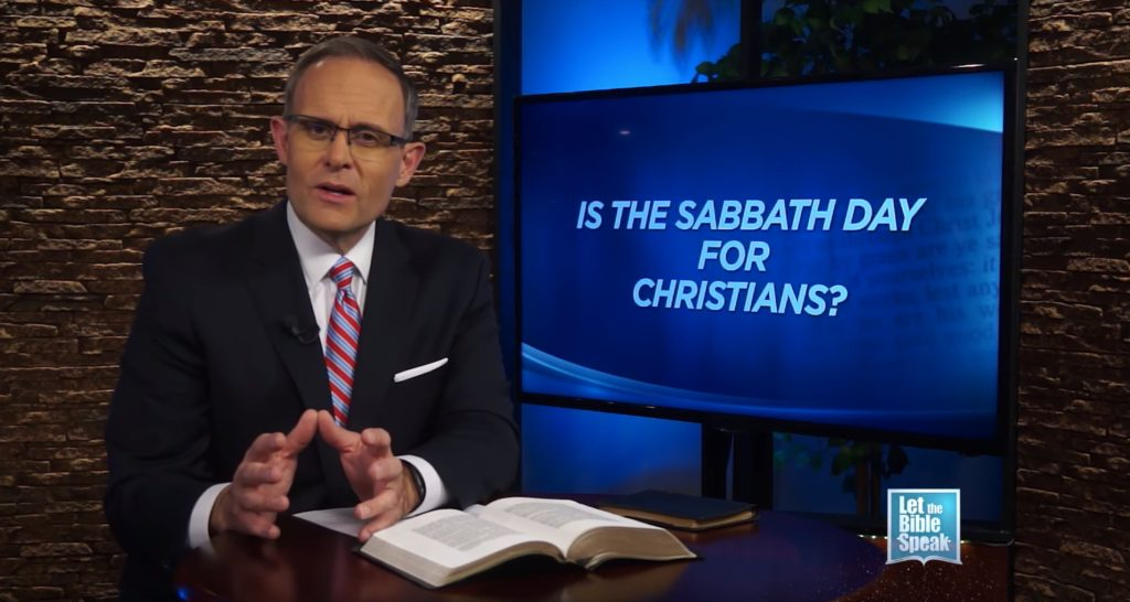 Is The Sabbath Day For Christians?