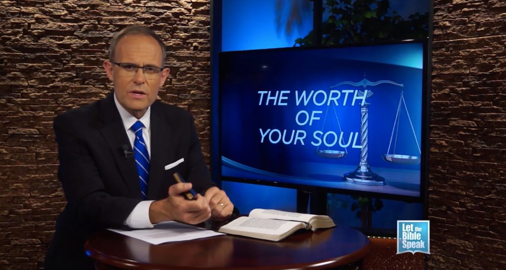 The Worth Of Your Soul