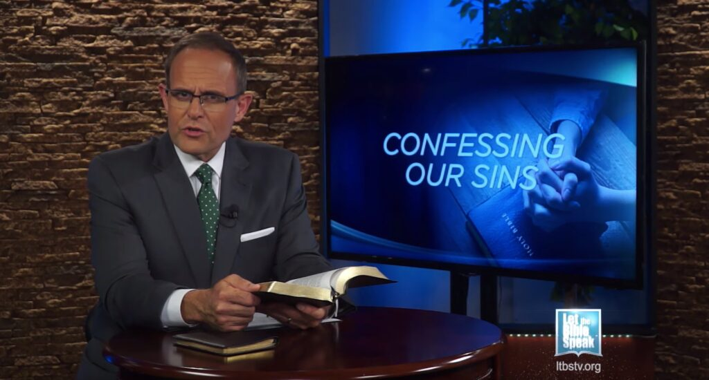 Confessing Our Sins (Part 1)
