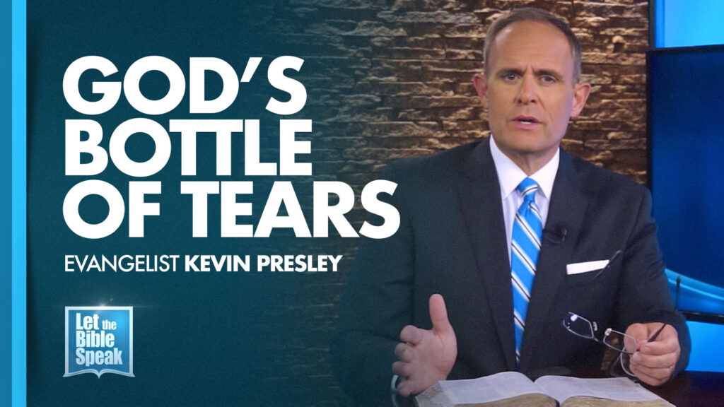 God's Bottle Of Tears (The Text)