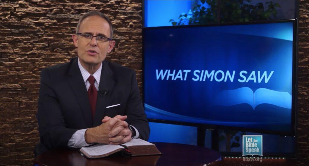What Simon Saw (Jesus Saves Series – Sermon 3)