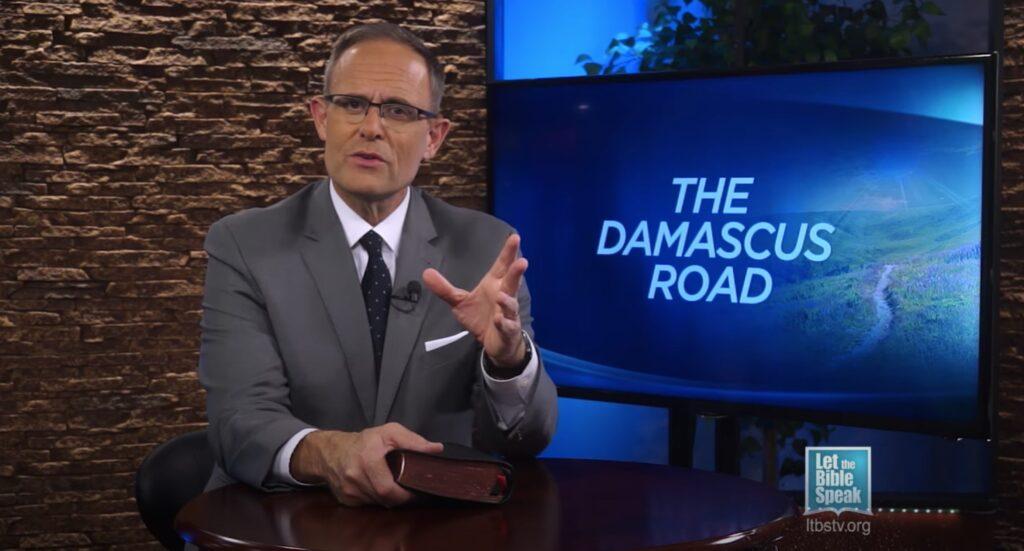 The Damascus Road (Jesus Saves Series – Sermon 5)