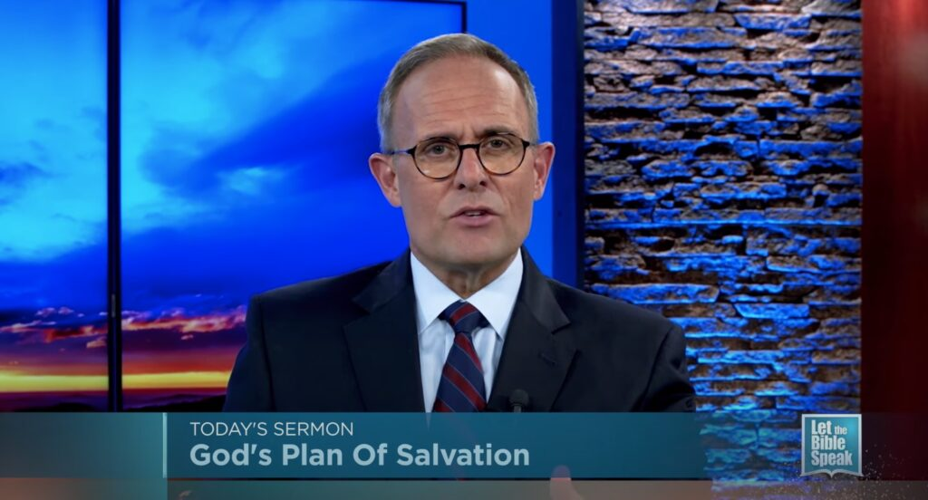 God's Plan of Salvation (The Text)